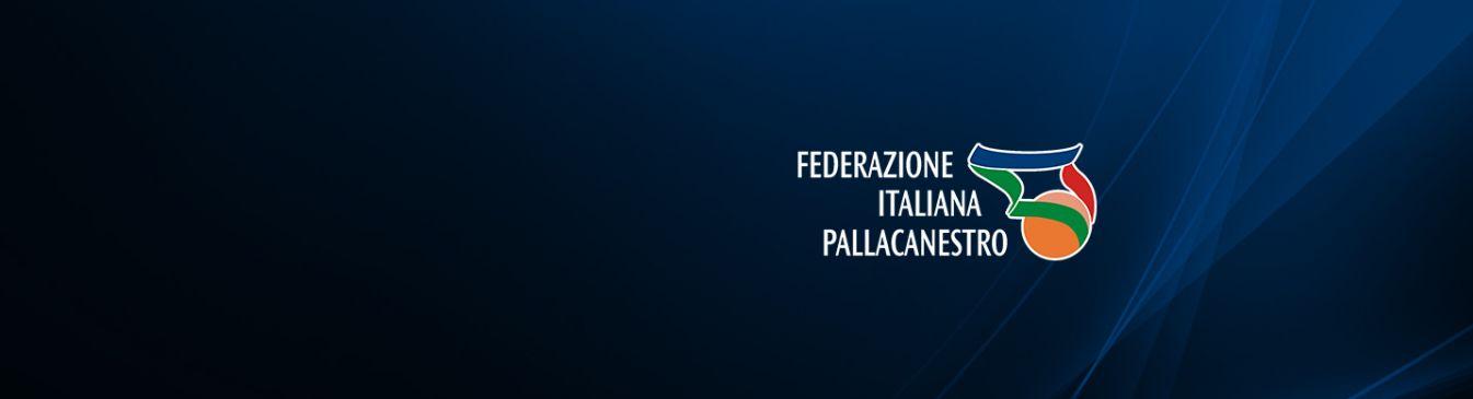banner federazione italiana pallacanestro