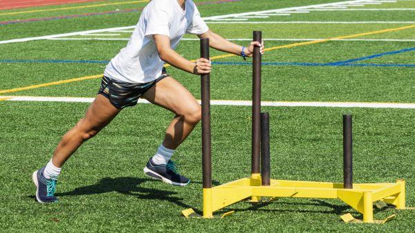 preparazione atletica sotto sforzo