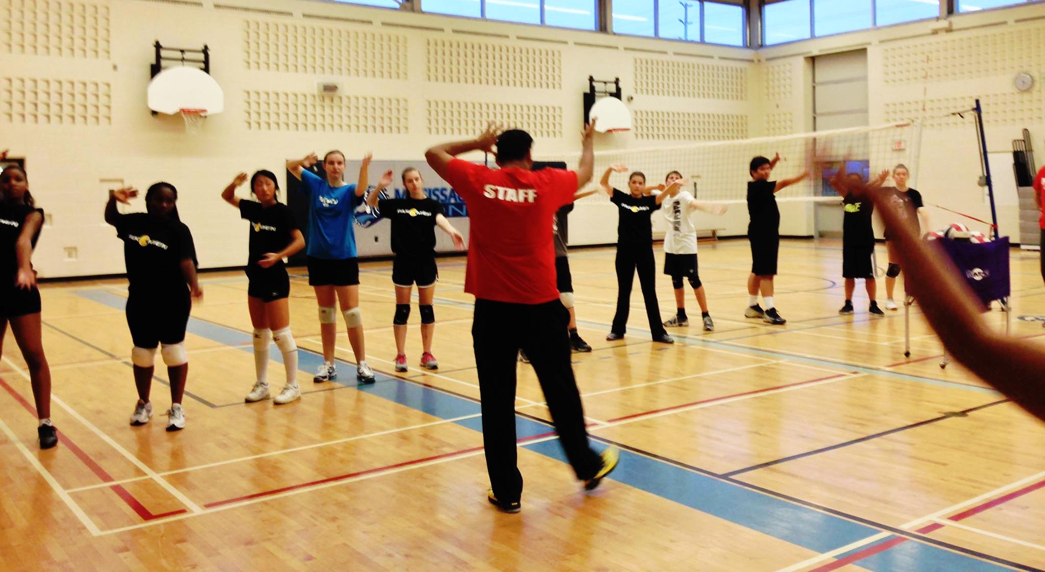 preparazione atletica pallavolo